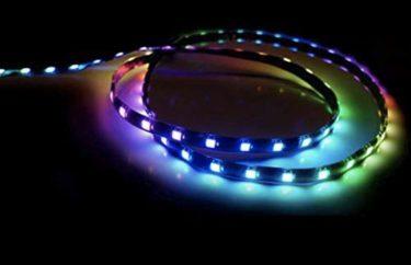 光るデバイスやパーツをインテリアに、電源などの配線アイテムも紹介:理想の環境を作る