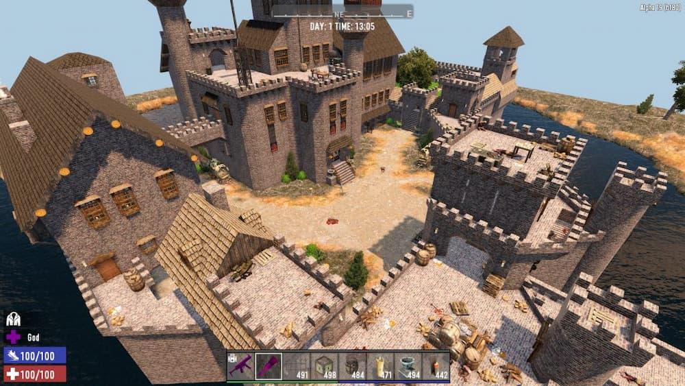 Sir Loachalot's Castle