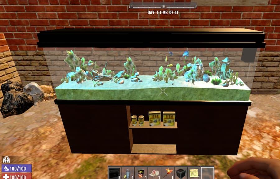 Gyancher Aquarium