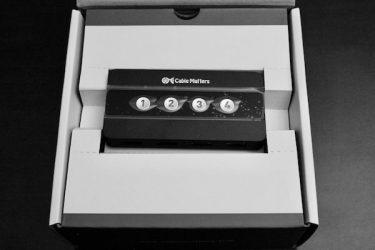 マウス・キーボード等USB製品を複数PCで共有 USB切替器の紹介